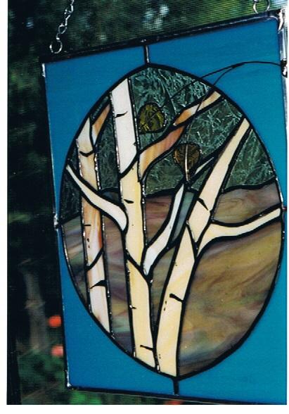 GicaArt Stained Glass - original