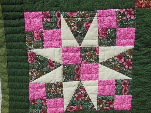 """Etoile de Fleur"" (Star Flower)"