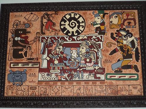 """Mayan Wedding Feast"""
