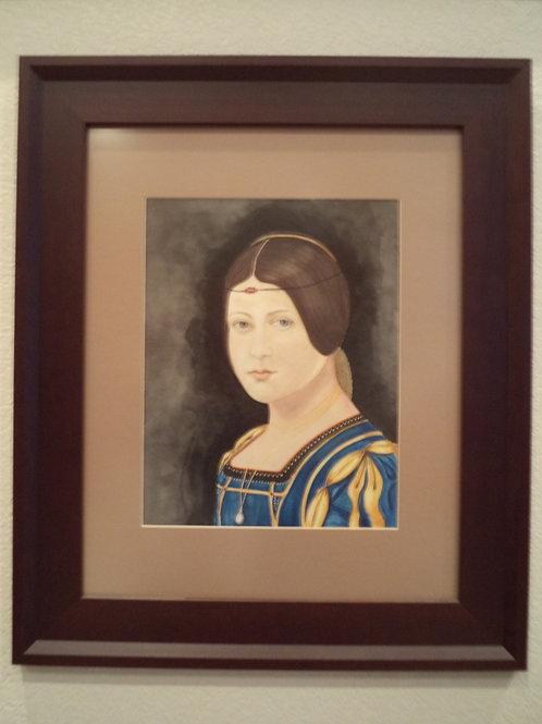 """""""Donna Anna d'Arezzo"""""""