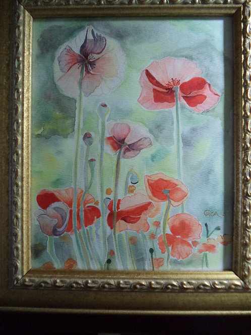 """More Poppies"""