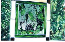 GicaArt stained glass art piece.