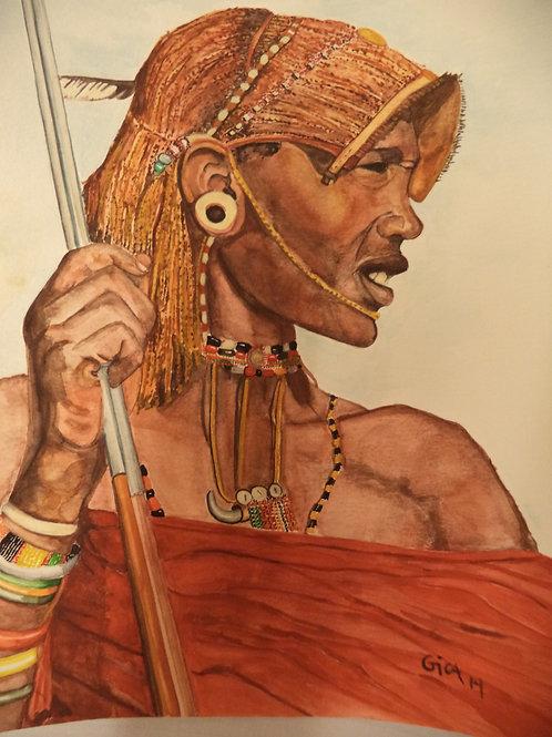 """""""Samburu Warrior"""""""