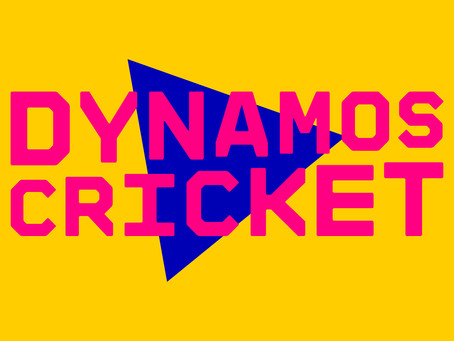 Dynamos cricket CANCELLED for the 2020 season