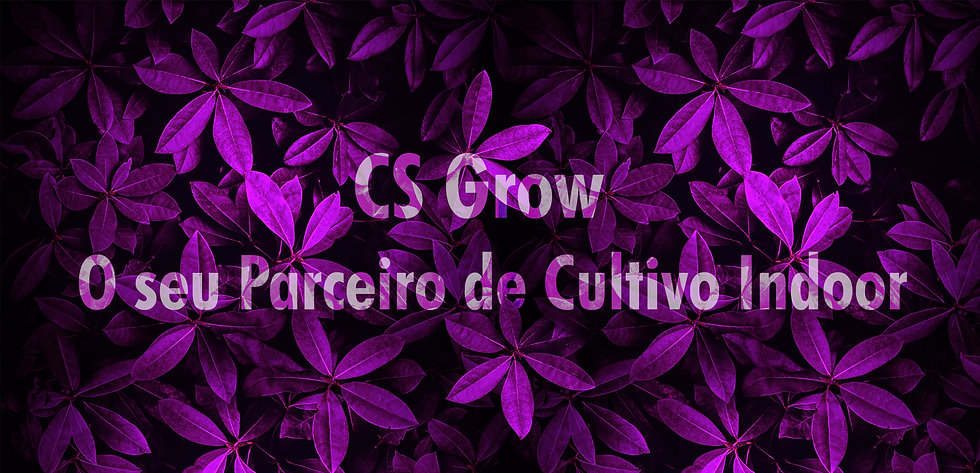 CS Grow - O seu Parceiro de Cultivo Indo