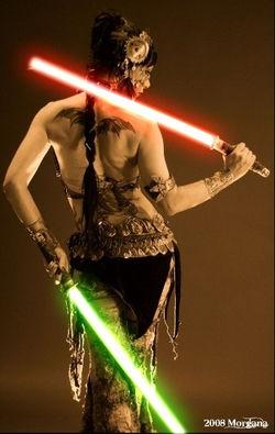 Morgan Jedi