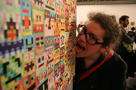 2010 - Expo Aller_Retour Dessins de Yass