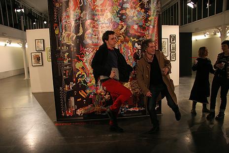 2010 - Expo Aller_Retour - Rocco & Sish