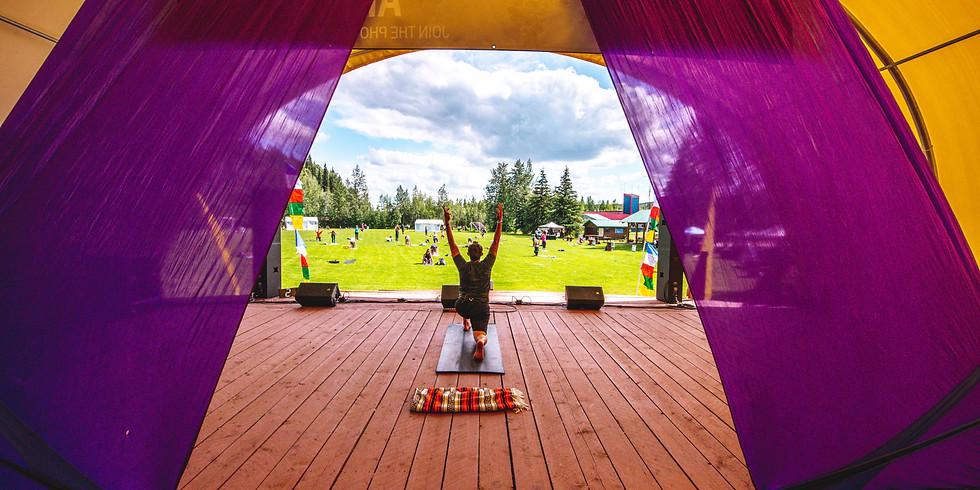 Alaska Yoga Festival Tickets