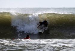 wave tucked