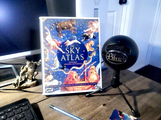 The Sky Atlas (Book Review)