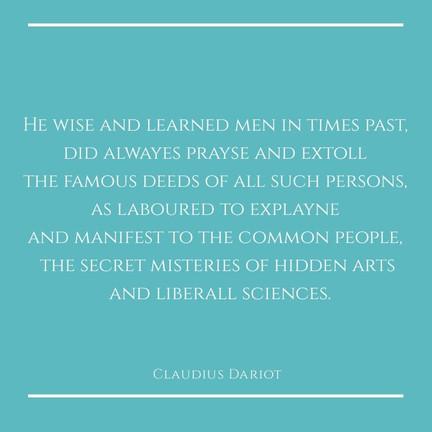 Cladius Dariot