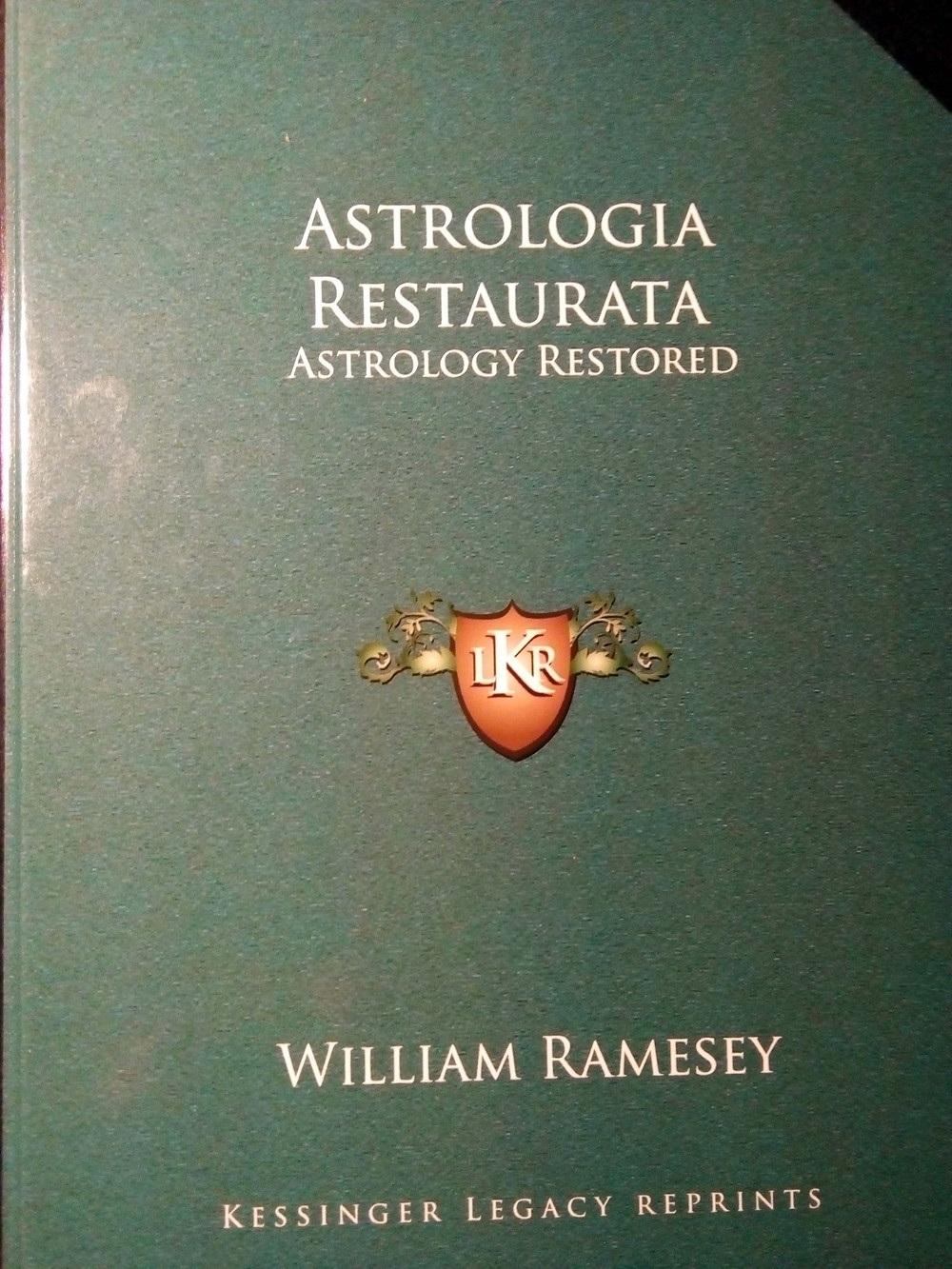 Astrology blog, Hard cover