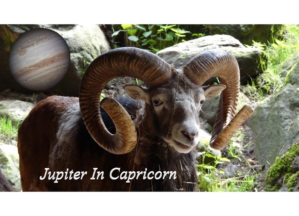 Astrology blog, Jupiter in Capricorn
