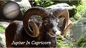 Jupiter in Capricorn, Transit and History