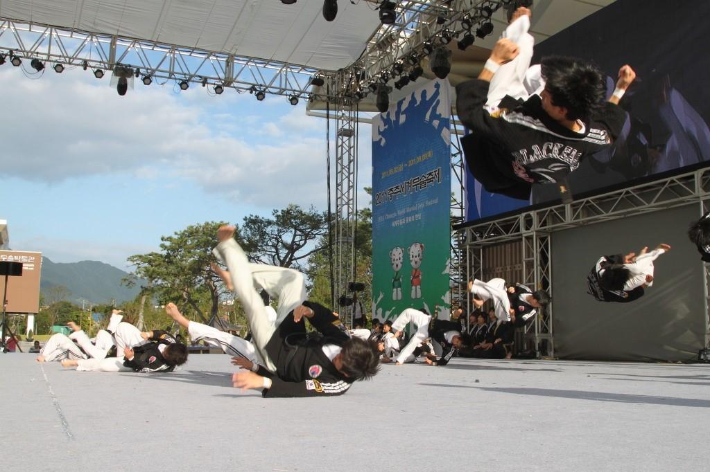 Break fall
