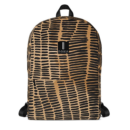 "IMAKA ""Go Carry Am"" Backpack"
