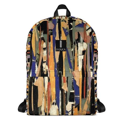 "IMAKA ""Go Carry Am"" Backpack"