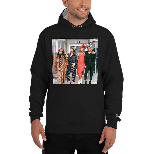 """Nwanne""( Sisterhood) Unisex Champion Sweatshirt"