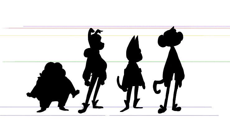 Hotspot Silhouette Lineup