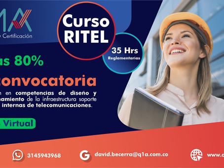 Organismo de inspección abre 3ºConvocatoria para formar 50 postulantes en RITEL con becas del 80%