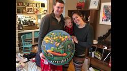 Drake the Dragon family