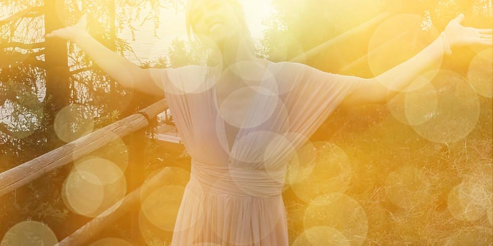 Guarigione Cosmica, contatto con la Luce Divina