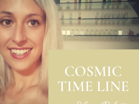 COSMIC TIME LINE  170121