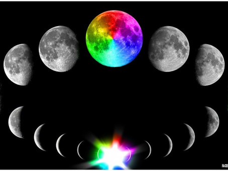 Energia lunare della settimana
