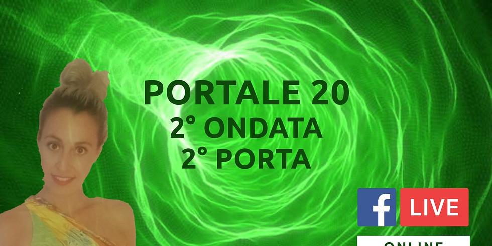 Diretta gratuita - PORTALE 20 seconda ondata 2a porta