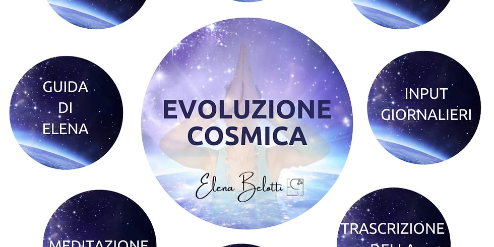 Mensile evoluzione cosmica