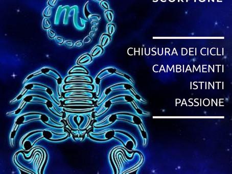 Il cambiamento con lo Scorpione