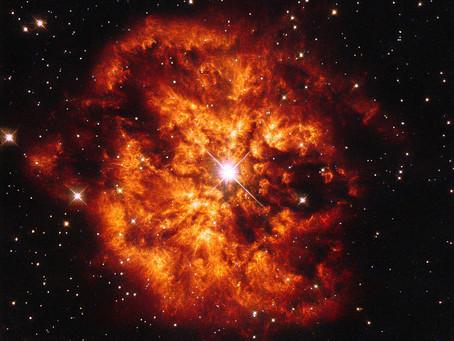 Energie cosmiche in movimento