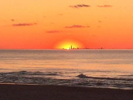 Summer Dunes Sunset