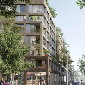Campus Paris-Saclay, Le Central