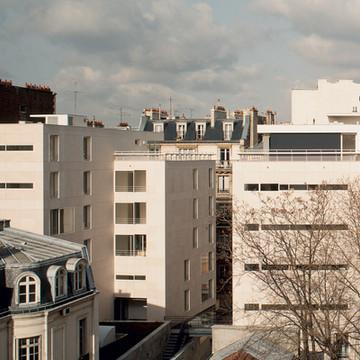Paris 16e, rue Lauriston
