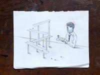 Sketches 11 by Shih Yung Chun