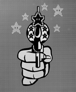 The Star Pistol by Hiroshi Mori