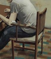 雜貨鋪.C - 椅子把手上的玩具 by 時永駿