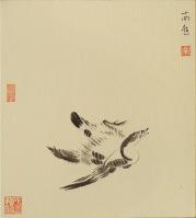 Flower, Bird, Fish, Worm - Bird by N