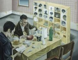 雜貨舖. L - 香港餐廳 - 洗筷子 by 時永駿