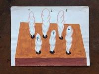 Sketches 7 by Shih Yung Chun