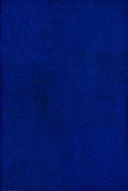 Untitled Blue by Wong Chak Hung