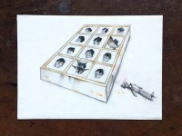 Sketches 8 by Shih Yung Chun
