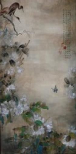景 by 涂毓修