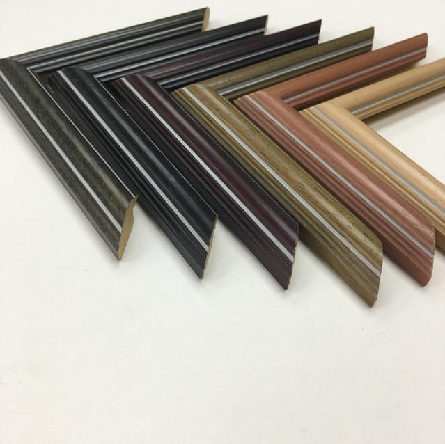 Colourful frame