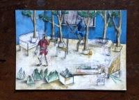 Sketches 4 by Shih Yung Chun