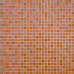 Untitled Orange by Wong Chak Hung