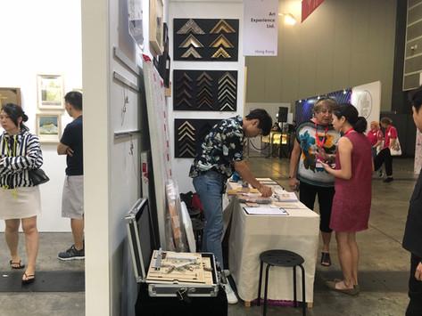 Affordable Art Fair HK (17-20 May 2018)