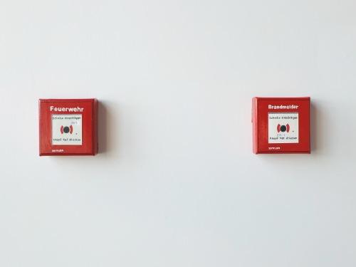Feuerwehr & Brandmelder by Hye Kyoung Kw